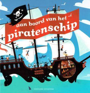Aan boord van het piratenschip